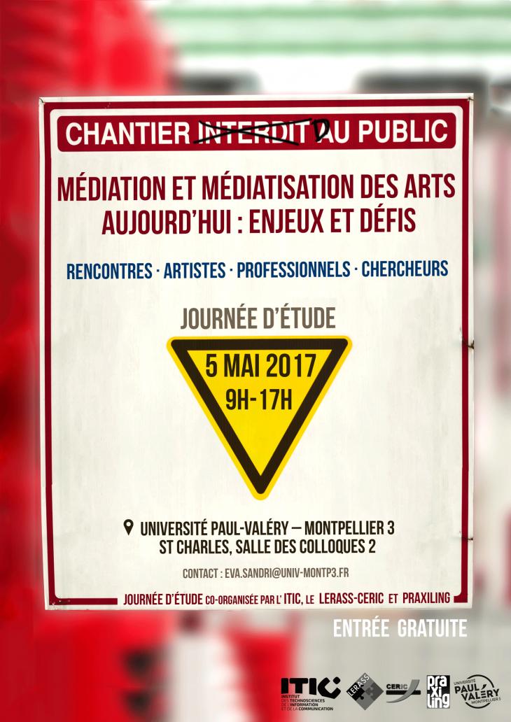 Médiation et médiatisation des arts aujourd'hui : enjeux et défis